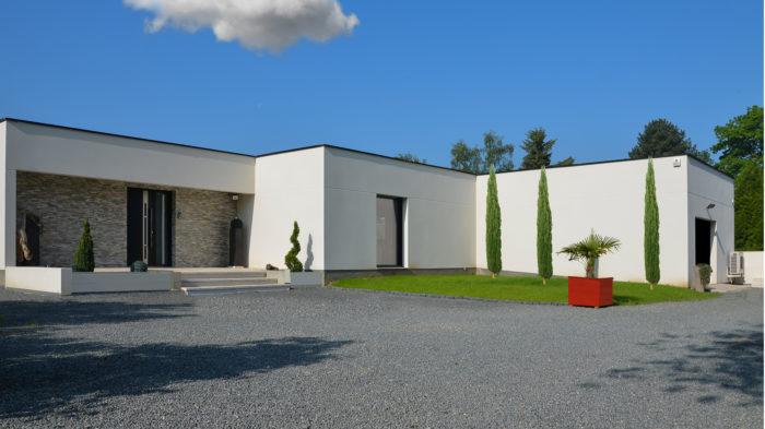Maisons Ortelli plain pied